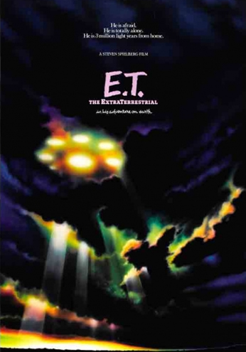 E.T. the Extraterrestrial - Teaser Poster