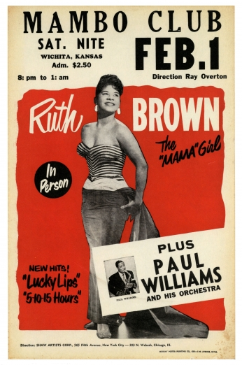 Poster Etta James Miss Peaches Cartaz..