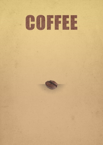 Fake Coffee Poster