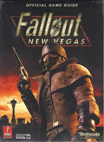 Fallout New Vegas Strategy Guide.