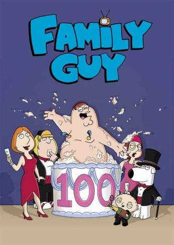 Family Guy - 100th Episode