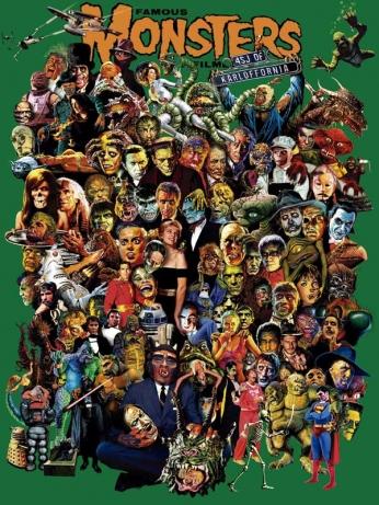 Famous Monsters Films