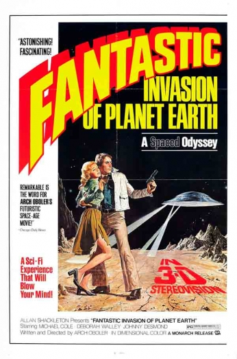 Fantastic Invasion of Planet Earth