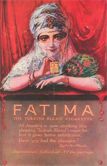 Fatima - The Turkish Blend Cigarette
