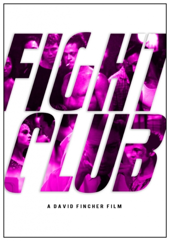 Fight Club - Teaser Poster