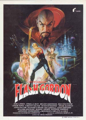 Flash Gordon - Italian Version