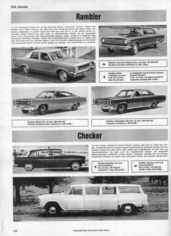 Folha de Revista de Carros Antigos