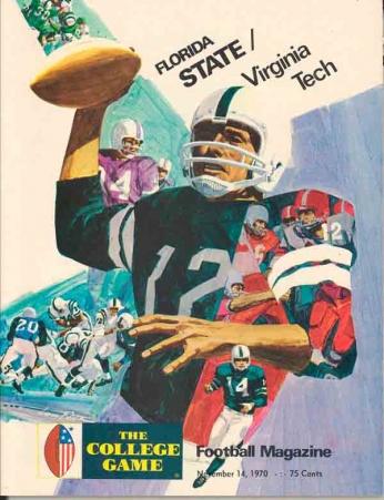 Football Magazine - 1970