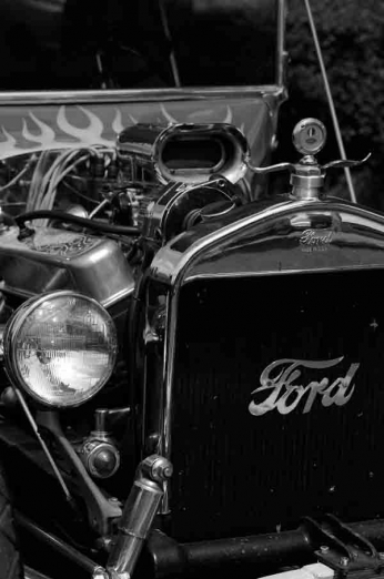 Ford - Hot-Rod Front