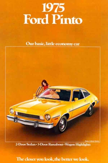Ford Pinto - 1975