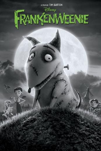 Frankenweenie - Art Poster