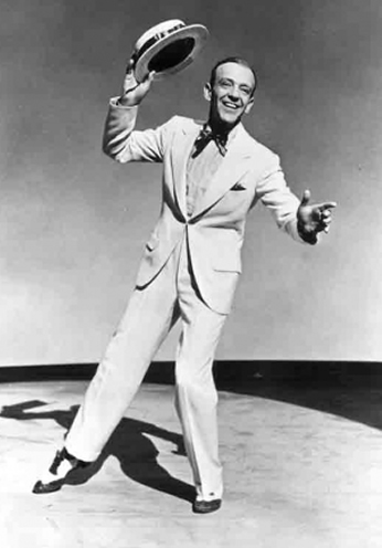 Fred Astaire - Portrait