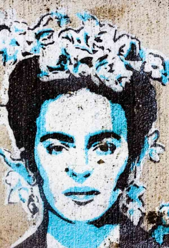 Frida - Graffitti