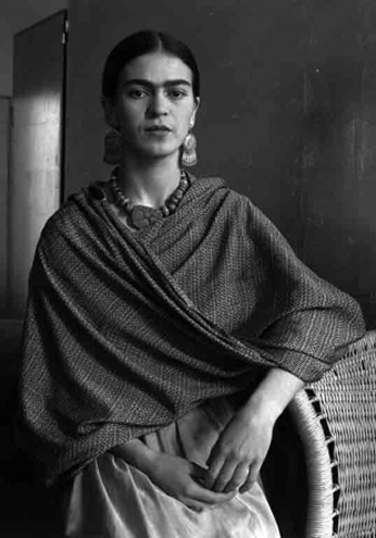 Frida Kahlo - Retrato - 1931
