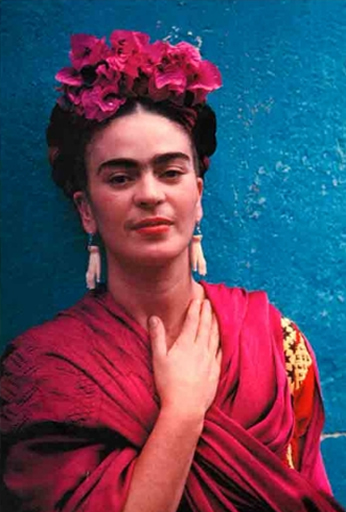 Frida Kahlo - Retrato - 1939