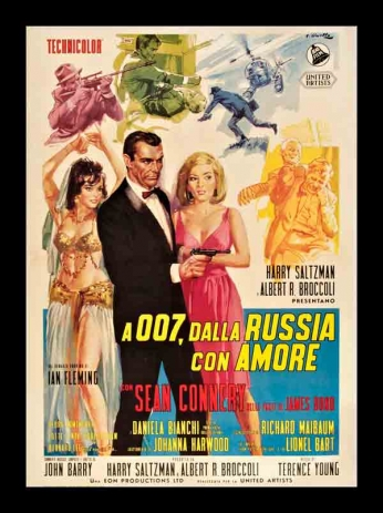 Russia with Love (Versão Italiana)