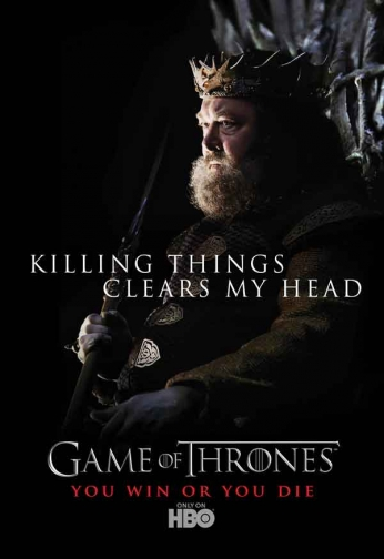 Game of Thrones - Killing Things Clears My Head