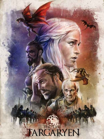 Game of Thrones - The Last Targaryen