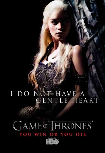 Game of Thrones - I Do Not Have a Gentle Heart