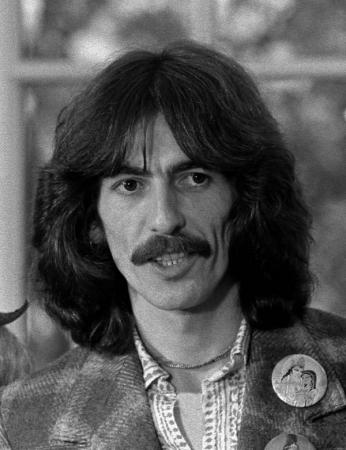 George Harrison - Portrait - 1974