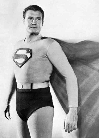 George Reeves - Superman