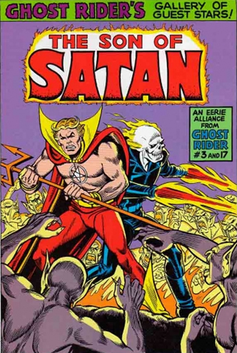Ghost Rider - The Son of Satan