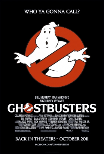 GhostBusters - Logo Poster