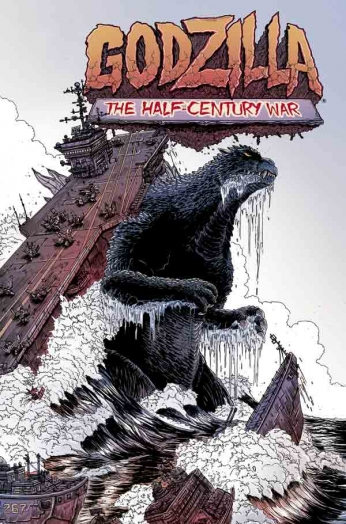 Godzilla - The Half-Century War