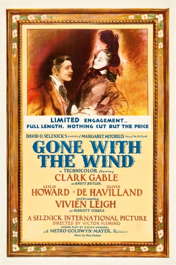 Gone With the Wind Movie Poster Gallery