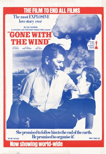 Gone With The Wind Poster Film