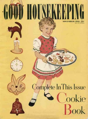 Good Housekeeping - Cookie Book - 1951