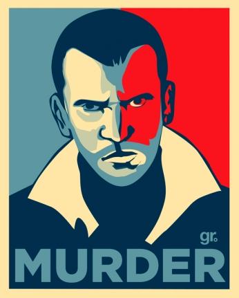 Grand Theft Auto IV - Murder
