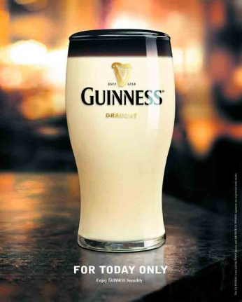 Guinness - For Today Only