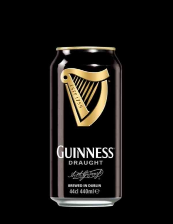 Guinness - Pint Beer Can