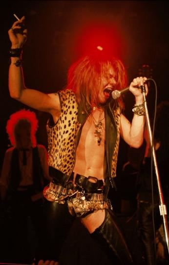 Guns N' Roses - Axl Rose - 1987