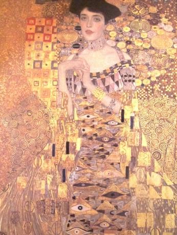 Gustav Klimt Adele Block Bauer 1907