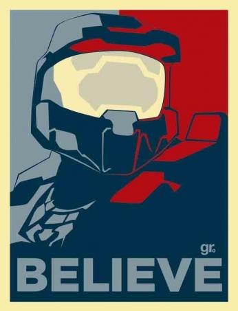 Halo - Believe