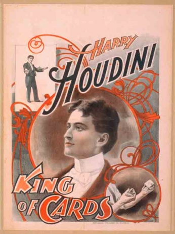 Harry Houdini - The King of Cards