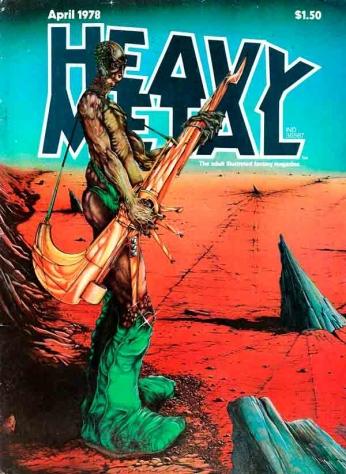 Heavy Metal Abril-1978
