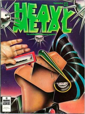 Heavy Metal Setembro -1979