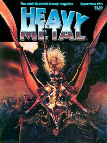 Heavy Metal Setembro-1981
