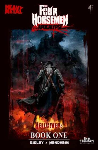 Heavy Metal The Four Horseman Of The Apocalypse