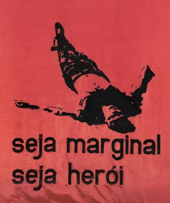 Hélio Oiticica Seja marginal, seja herói.