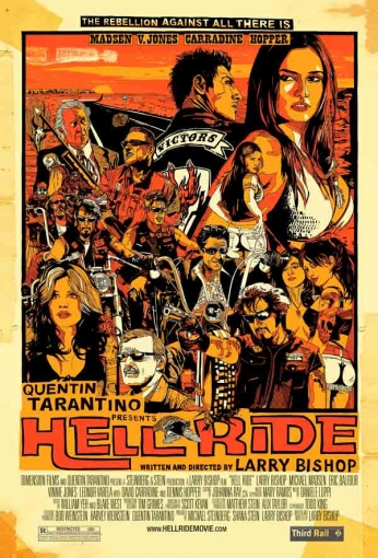 Filme: Hell Ride (2008).