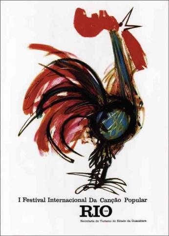 I Festival Internacional da Canção Popular - Rio - 1966