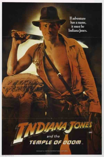 Filme: Indiana Jones and the Temple of Doom (Indiana Jones e o Templo da Perdição, 1984).