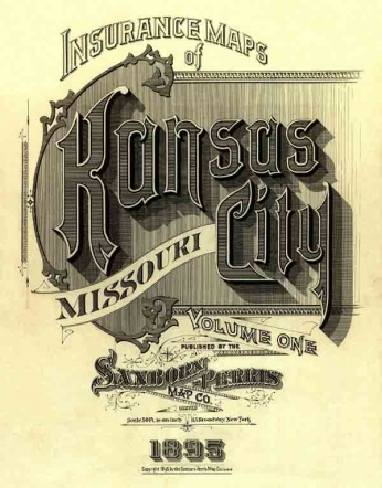 Insurance Maps of Kansas City
