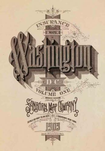 Insurance Maps of Washington