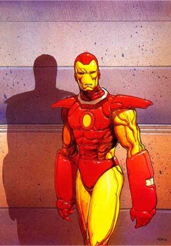 Iron Man - Moebius