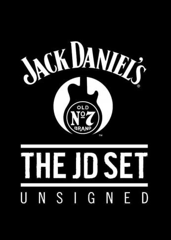 Jack Daniel's - The JD Set Unsigned